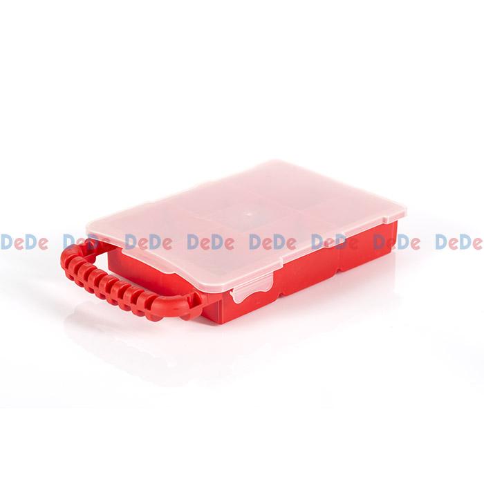 کیف جدا کننده اتصالات سیم، 6 خانه (TBG1)
